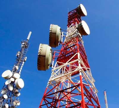 torre de telecomunicacion