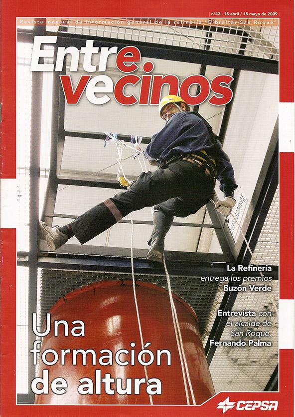 Revista Entre Vecinos