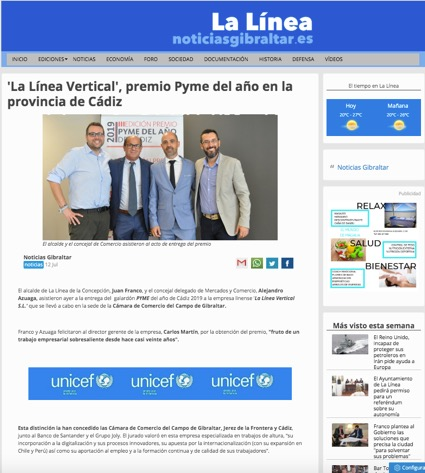 LLV en noticiasgibraltar