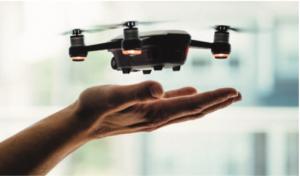 La ACIE certifica como I+D el proyecto ICDRON de La Línea Vertical, CEPSA y DRONETOOLS