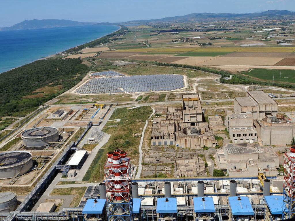 LA LÍNEA VERTICAL renueva la homologación internacional de ENEL para trabajos en chimeneas