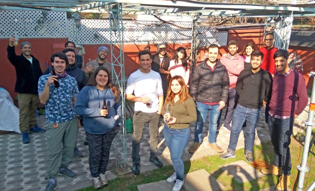 G8 VERTICAL LIMITLESS BY LLV celebra su cuarto aniversario de presencia en Chile