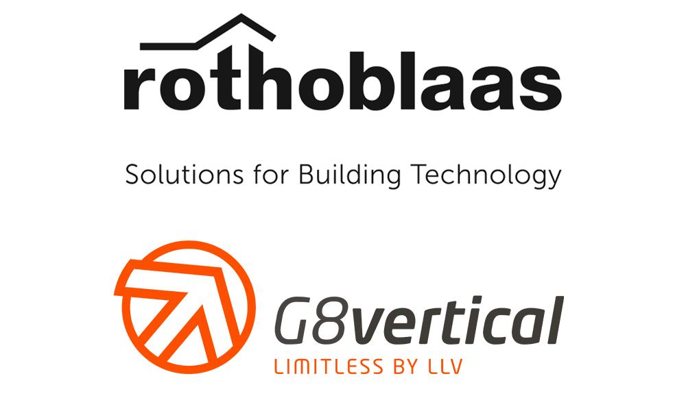 G8 Vertical Limitless by LLV obtiene la certificación de instalador de sistemas anticaída Rotho Blaas