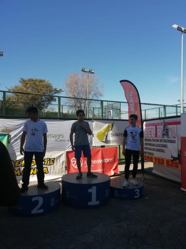 LA LINEA VERTICAL patrocina la Copa Andalucía de Escalada de dificultad y en bloque