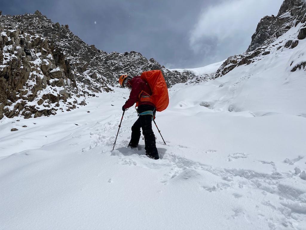 Enrique Osiel y el Club Alpino Ama Dablam desisten en su ascenso al Nanga Parbat ante las constantes nevadas